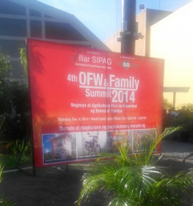 OFW Outdoor ad